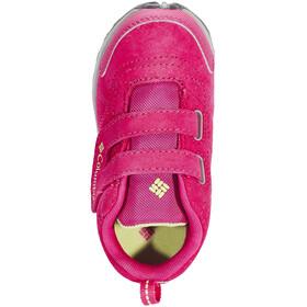 Columbia Venture Shoes Children Haute Pink/Napa Green